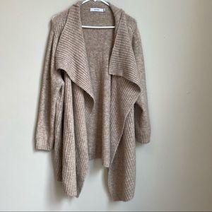Oversized comfy sweater cardigan size XL